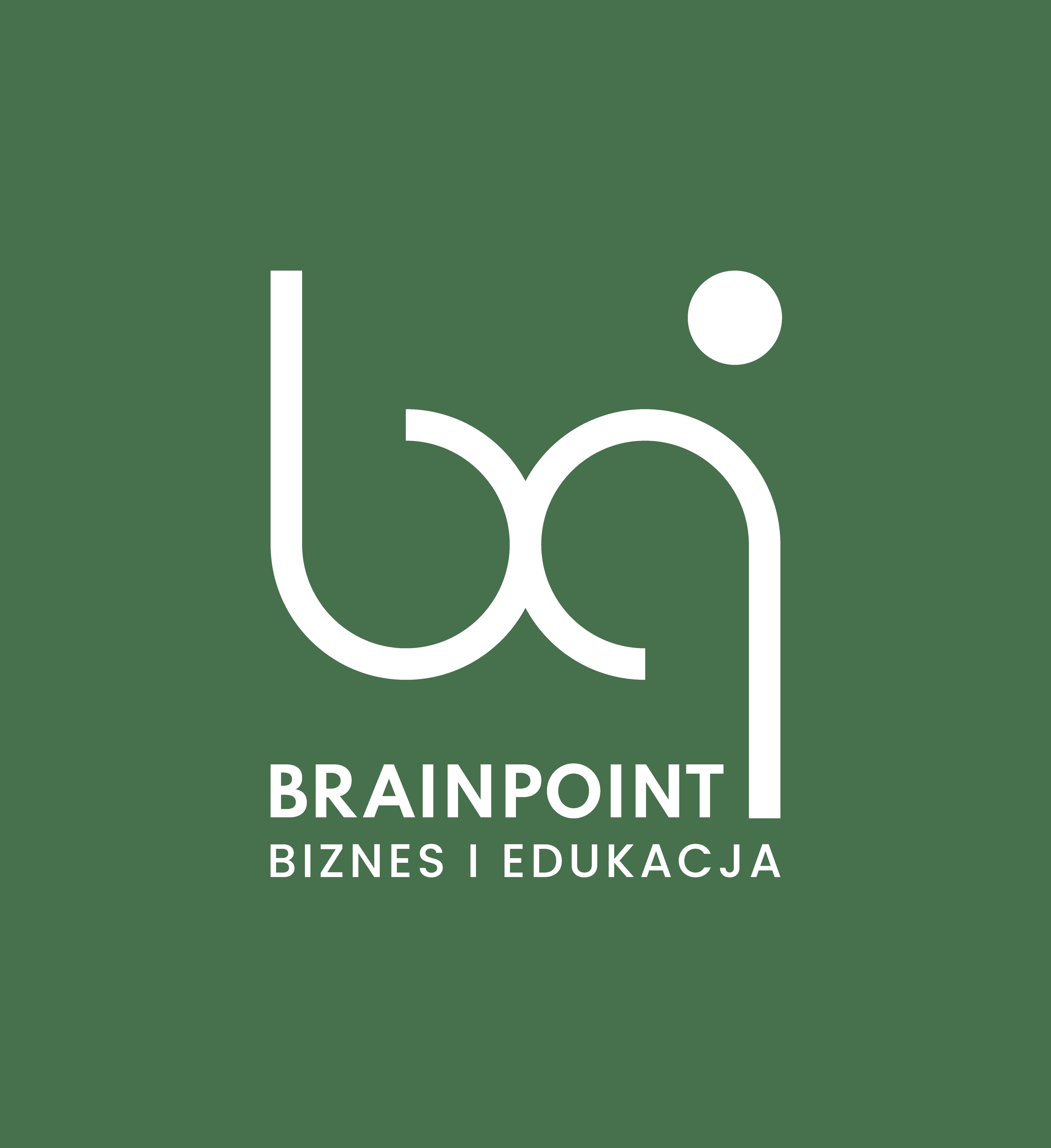 Brainpoint logo Ewelina Strawa